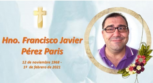 Hno Francisco Javier Pérez Paris
